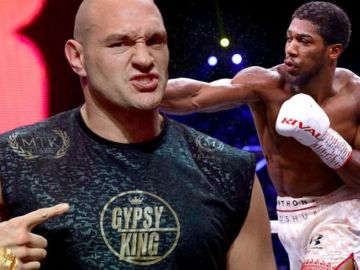 Tyson Fury warns he will 'move on' from Anthony Joshua fight if not finalised by Tuesday