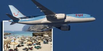 Spain holidays: Is TUI taking bookings? Is Spain on red list?