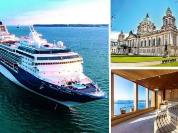 TUI cruise holidays: Marella Cruises unveils UK summer coastal sailings - on sale tomorrow
