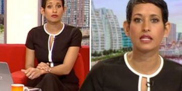 Naga Munchetty: BBC host hits back at co-star as she takes awkward snub to heart 'Enough!'