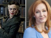 Harry Potter author JK Rowling leads tributes to 'wonderful' Helen McCrory who died at 52