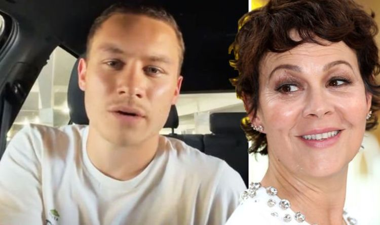 Helen McCrory's on-screen son from Peaky Blinders, Finn Cole, pays tribute 'Thank you mum'