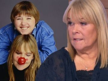 'I regret the anxiousness' Linda Robson admits performance nerves with Pauline Quirke