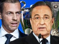Florentino Perez says Man Utd, Liverpool, Chelsea and Co can't leave European Super League