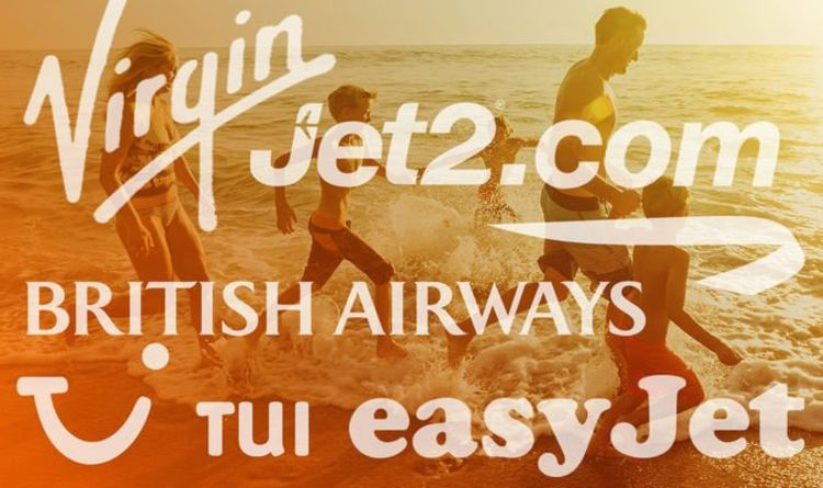 TUI, easyJet, Jet2, BA & Virgin package holiday updates – PM tight-lipped on 'green ' list