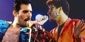 Freddie Mercury: George Michael's secret double heartbreak at Freddie tribute show