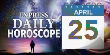 Daily horoscope for April 25: Your star sign reading, astrology and zodiac forecast