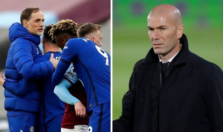 Thomas Tuchel admits Chelsea must be 'very careful' for Real Madrid tie after West Ham win