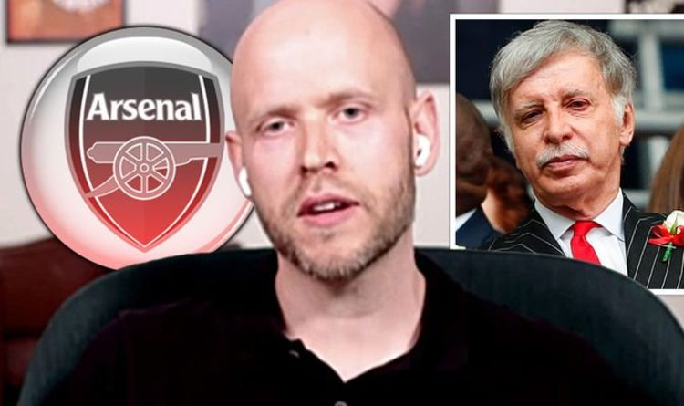 Daniel Ek secures Arsenal takeover funds as he vows to oust the Kroenkes