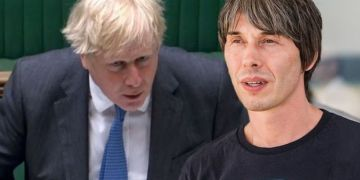 Never been a PM like it! Brian Cox staggered at Boris 'losing his cool' - 'extraordinary'