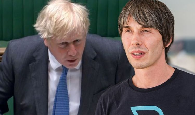 Never been a PM like it! Brian Cox staggered at Boris 'losing his cool' – 'extraordinary'