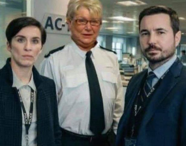 Gogglebox's Jenny makes Line of Duty 'debut' with detective work