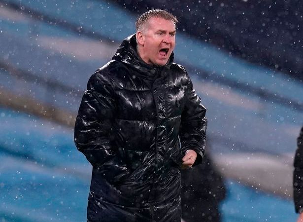 Dean Smith relieved after Aston Villa finally end unwanted Premier League record