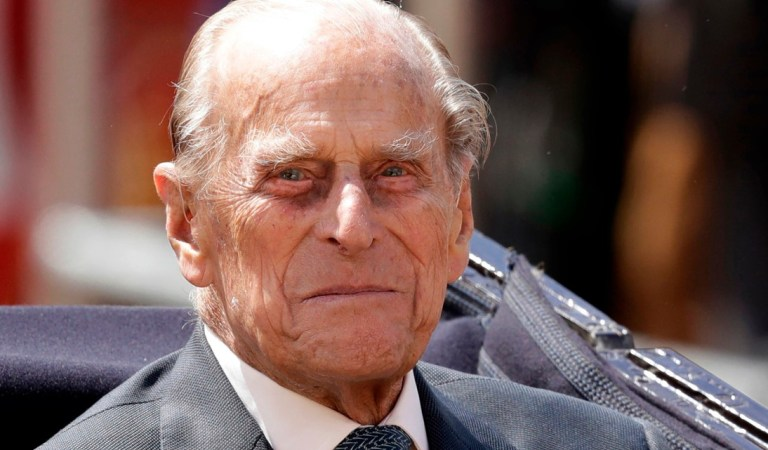 UK military prepares for big role in Prince Philip's funeral