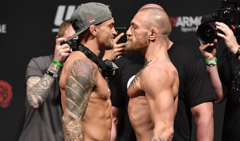 Third time's a charm: Dustin Poirier inks deal to meet UFC knockout victim Conor McGregor in trilogy showdown on July 10 – report