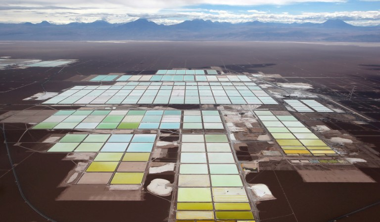 Get ready for a MEGA-RALLY, world's largest lithium producer says
