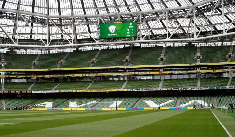 Dublin Euro 2020 games thrown into doubt after Irish FA refuses to commit on crowd numbers