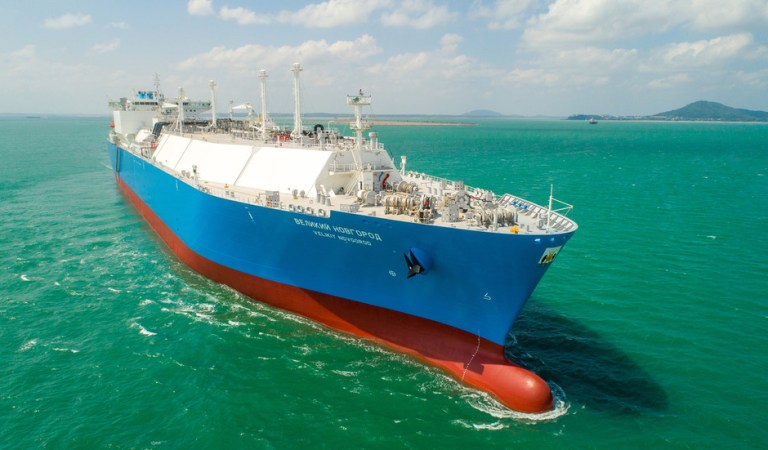 Russia ready to supply LNG to fuel-hungry Pakistan