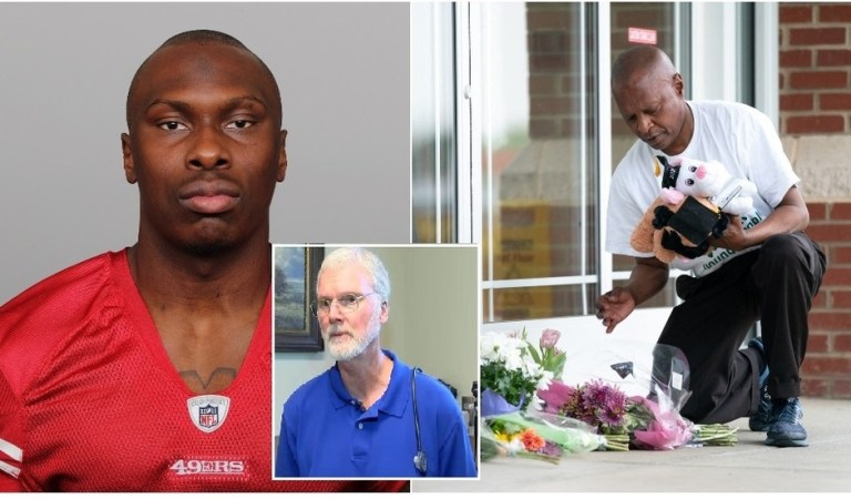 NFL gunman Adams 'had medication stopped by doctor who was target of his shooting spree' – reports