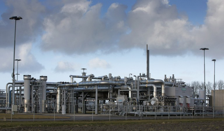 'Dwindling trend': Natural gas production in Europe plunged 23% last year