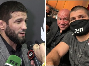 'Khabib talks to Dana White about EFC every time they meet': Eagle FC boss Zavurov says Khabib investing in Russian MMA's future