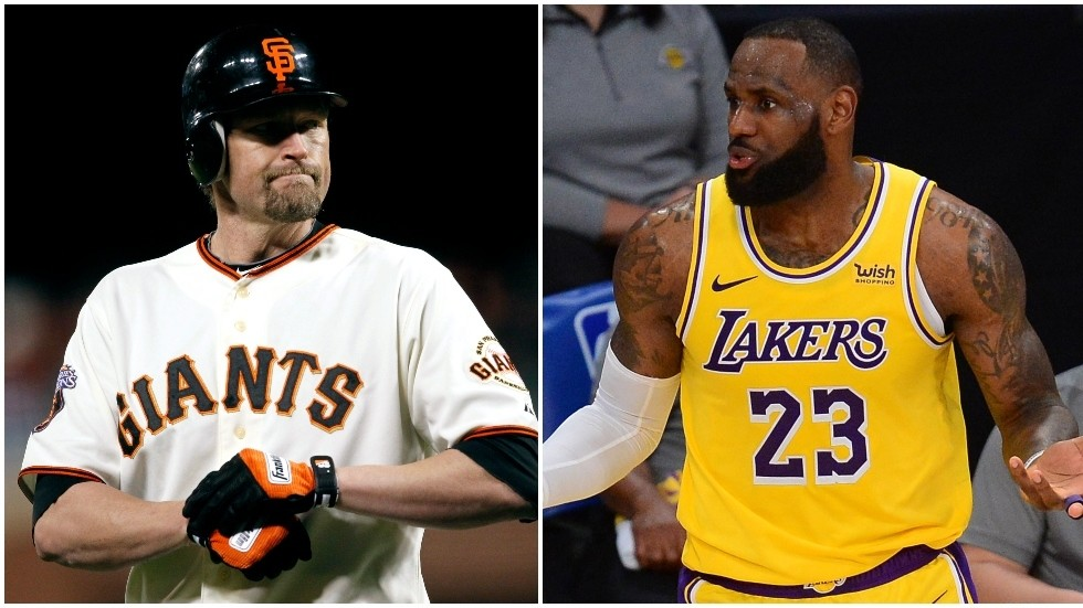Ex-baseball star says LeBron 'may want to move to China' in expletive-laden tirade over NBA icon's police-shooting tweet