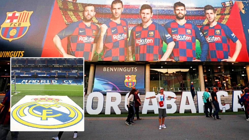 As Barcelona & Real Madrid try to plug eye-watering financial holes