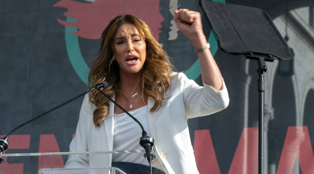 Caitlyn Jenner officially running for California governor