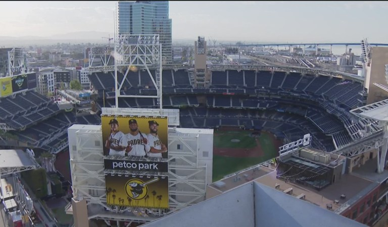 Petco Park crowd capacity increased in some sections to 67% with proof of vaccination, negative COVID-19 test