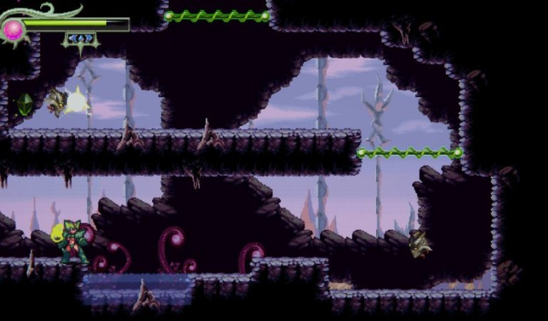 Review: Smelter – Strong Mega Man X-Style Platforming Forged With Extract Of ActRaiser