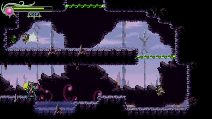 Review: Smelter - Strong Mega Man X-Style Platforming Forged With Extract Of ActRaiser