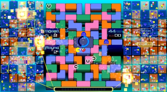 Review: PAC-MAN 99 - The BR Formula Freshens Up Another Timeless Classic