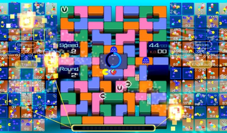 Review: PAC-MAN 99 – The BR Formula Freshens Up Another Timeless Classic
