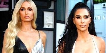 Kim Kardashian Reunites With Paris Hilton For Gorgeous Photoshoot In New 'KUWTK' Teaser