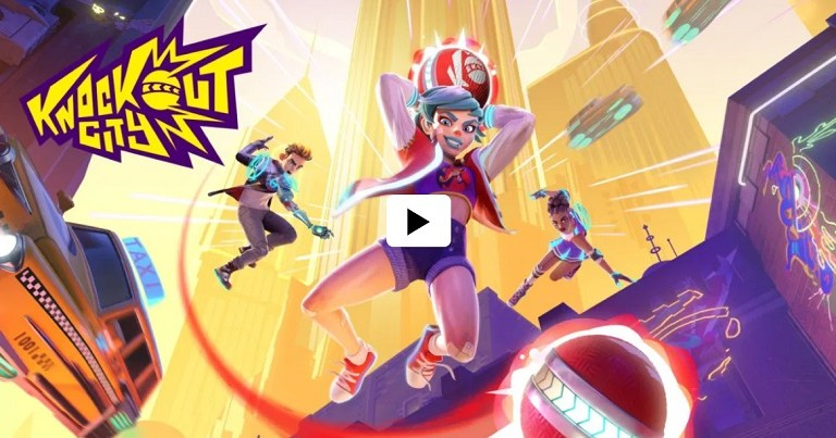Knockout City Will Launch with Xbox Game Pass Ultimate and EA Play on May 21