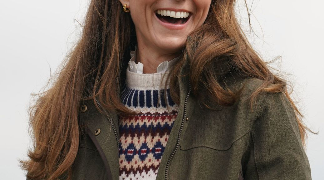Three-quarters of Brits believe Kate Middleton