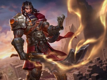 New Babylonian God joins Smite in King of Uruk Update