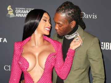 Cardi B Candidly Admits She & Offset Had Sex Right After Finishing Their 2017 Track 'Um Yea'
