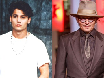 Johnny Depp's Transformation: See Photos Of The Actor From His Days On '21 Jump Street' To Now