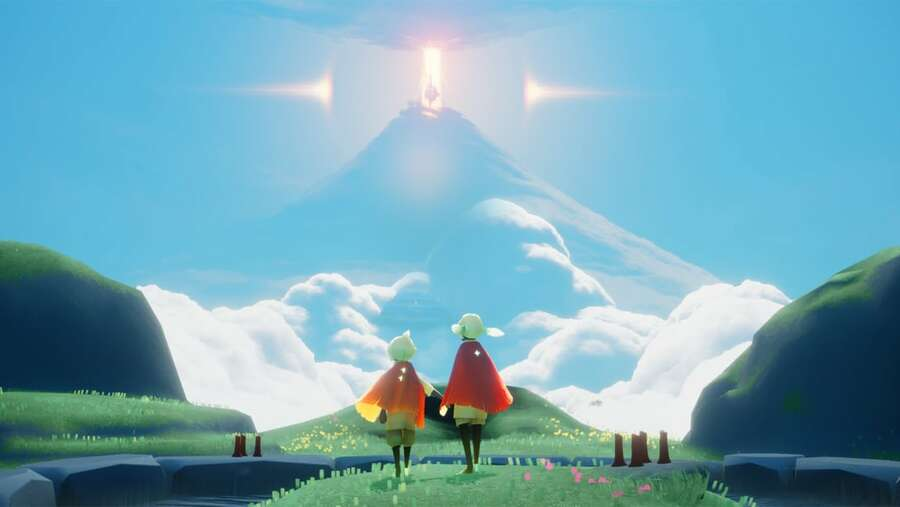 thatgamecompany's Award-Winning Sky: Children Of The Light Soars Onto Switch In June