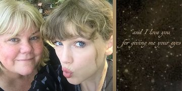 Taylor Swift Shares Rare, Recent Photos With Mom Andrea In Lyric Video for 'The Best Day' Re-Record