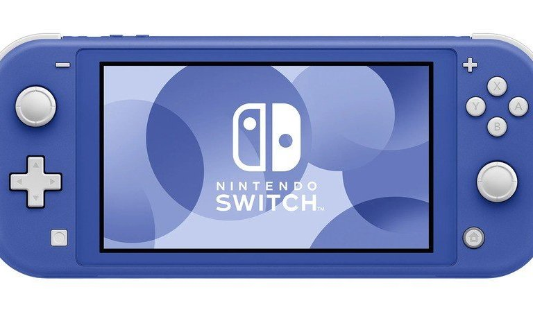 Talking Point: Is The New Switch Lite Blue, Or Purple?