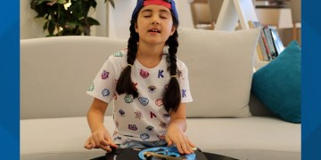 Youngest Dubai DJ scratches her way to fame in world contest