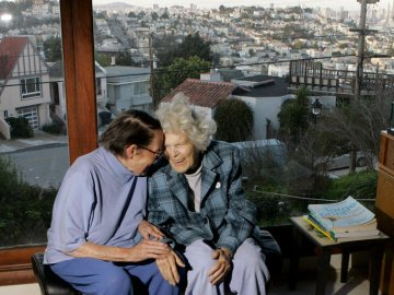 San Francisco Makes Home of Lesbian Couple a Landmark