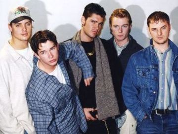 Where Boyzone are now from feuds and brawls to racing cars