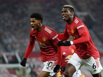 Paul Pogba hails Man Utd team-mate as 'future of football' in Mbappe comparison
