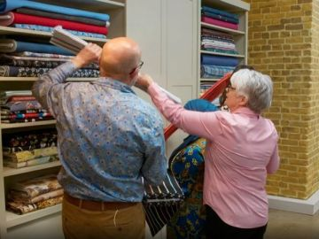 Great British Sewing Bee journey over for East Yorkshire's Cathryn