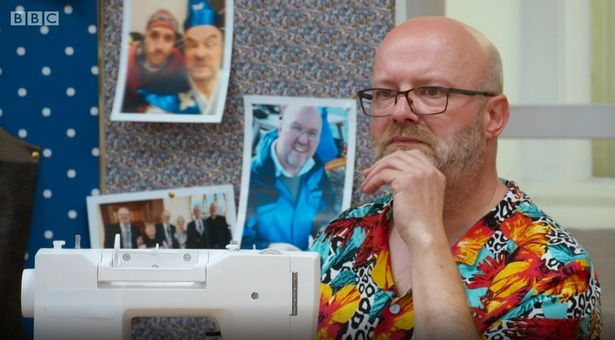 Hull Sewing Bee contestant Andrew says 'sewing can unite communities'