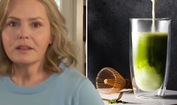 Swap out your daily cup of tea or coffee for matcha tea to boost your health – Liz Earle