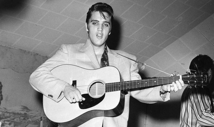 Mystery singer who inspired Elvis identified after 65 years 'Why can't I sing like that?'